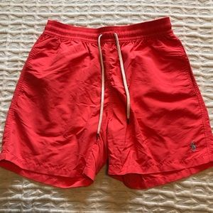 Ralph Lauren Polo Traveller Swim Trunks